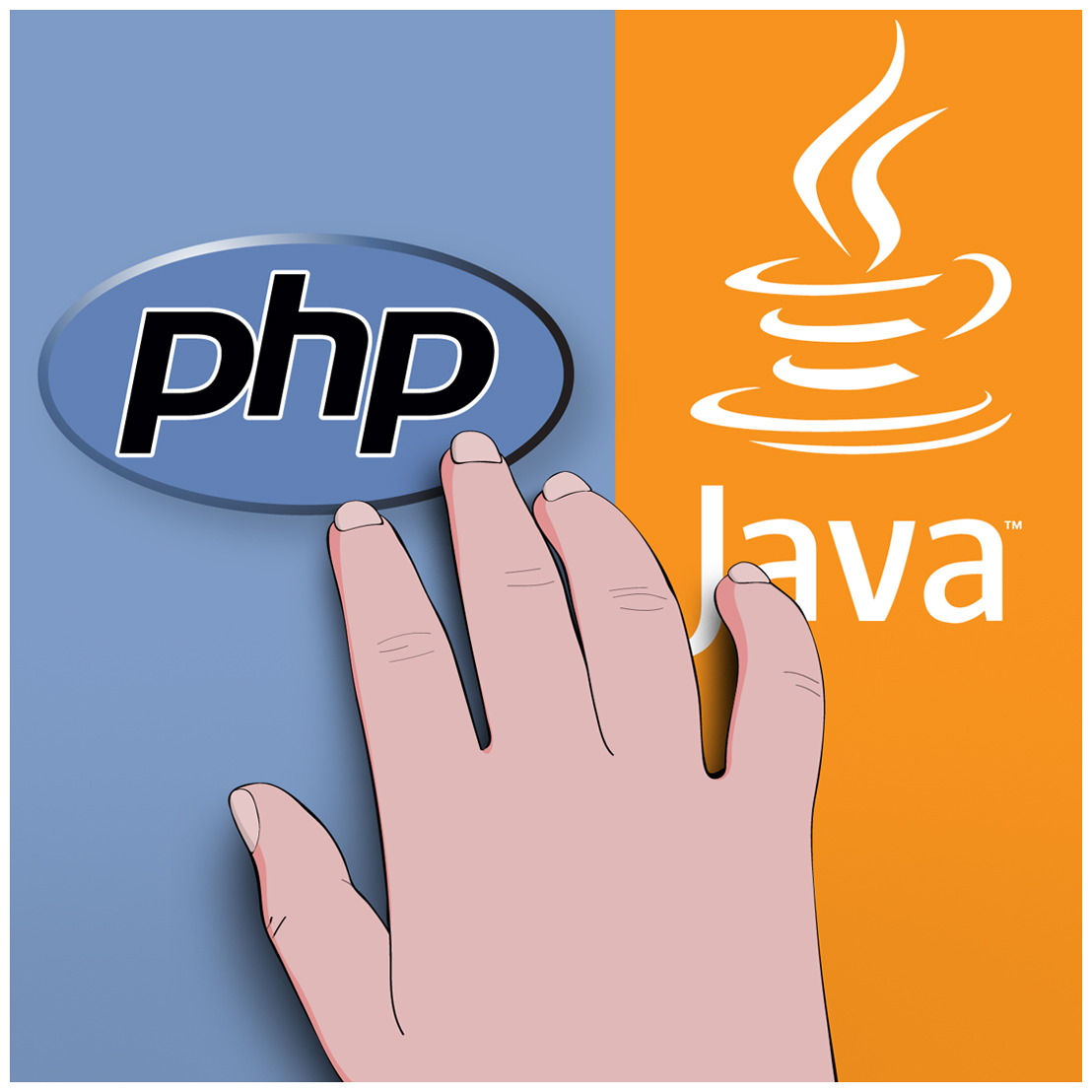 java-vs-php
