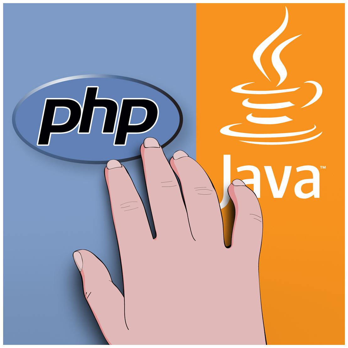 java-vs-php